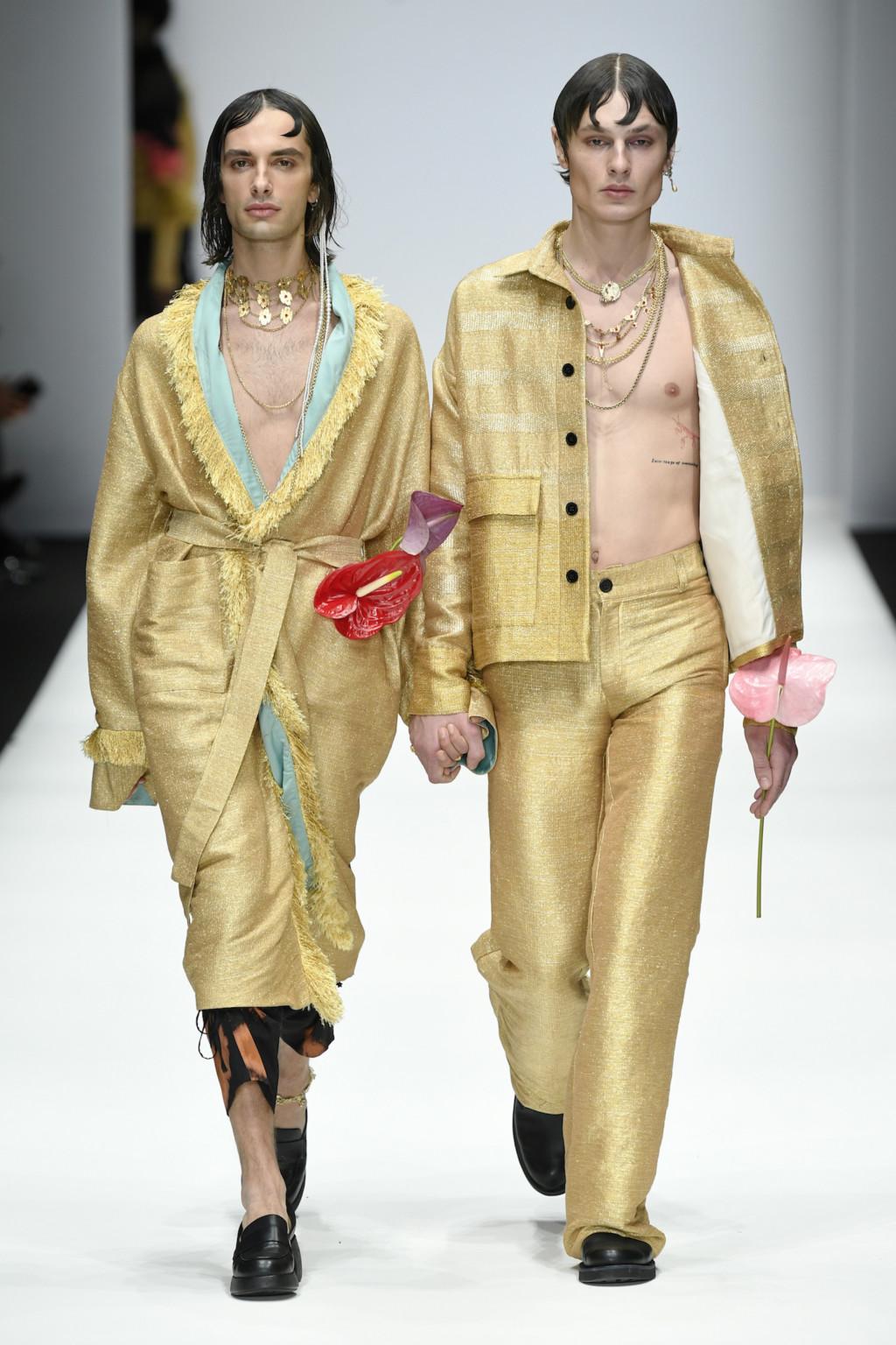 Sri Lanka S Amesh Wijesekera Brightens Up Berlin Fashion Week With Sun Soaked Textiles Sleek Magazine