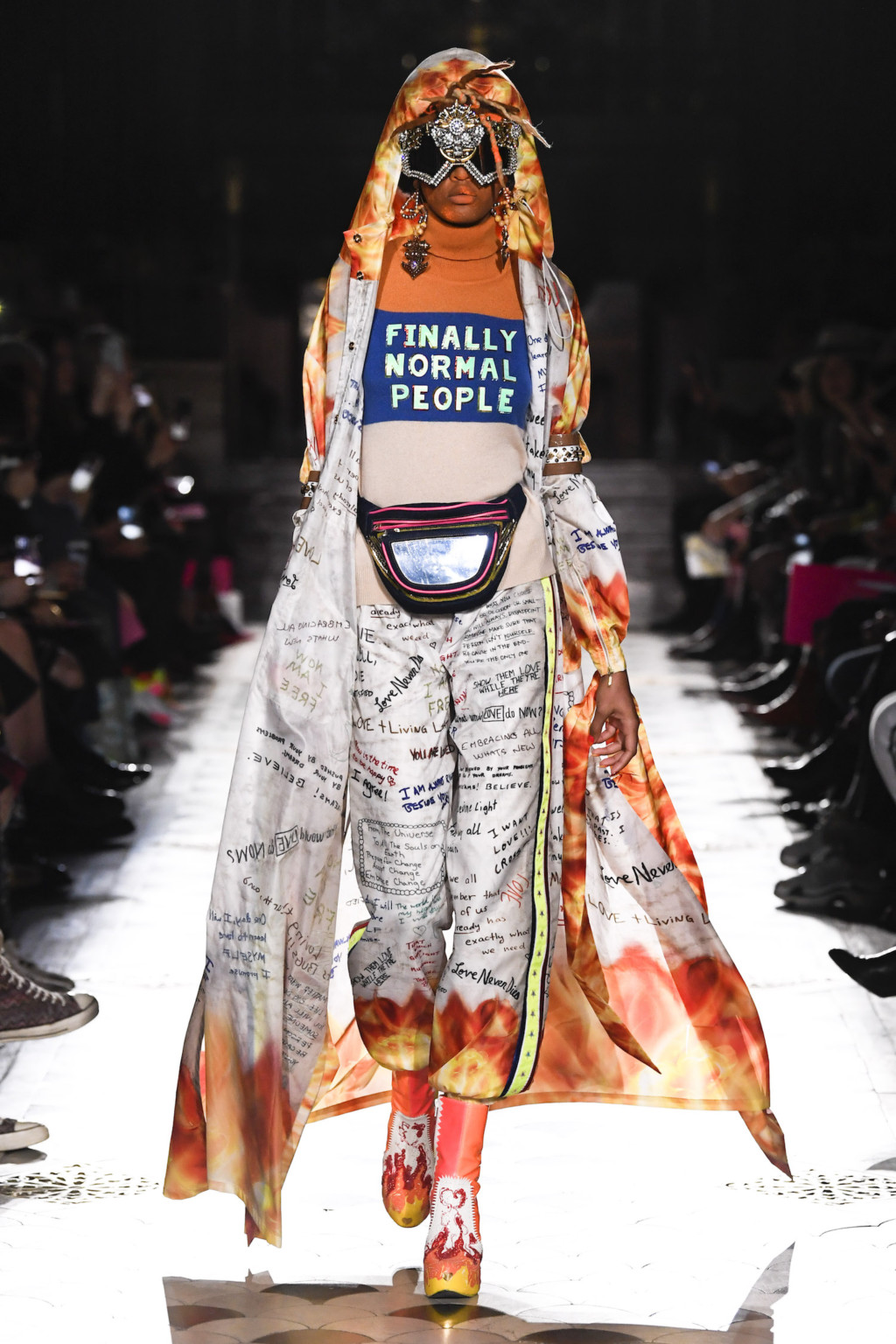 Manish Arora Brought Burning Man To Paris Fashion Week Sleek Magazine