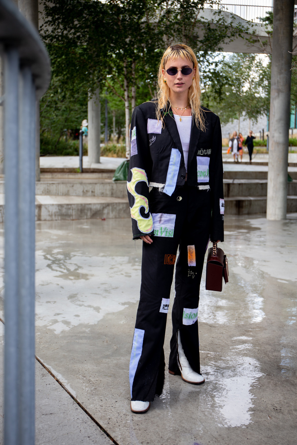 Spotting style on the streets at Copenhagen Fashion Week