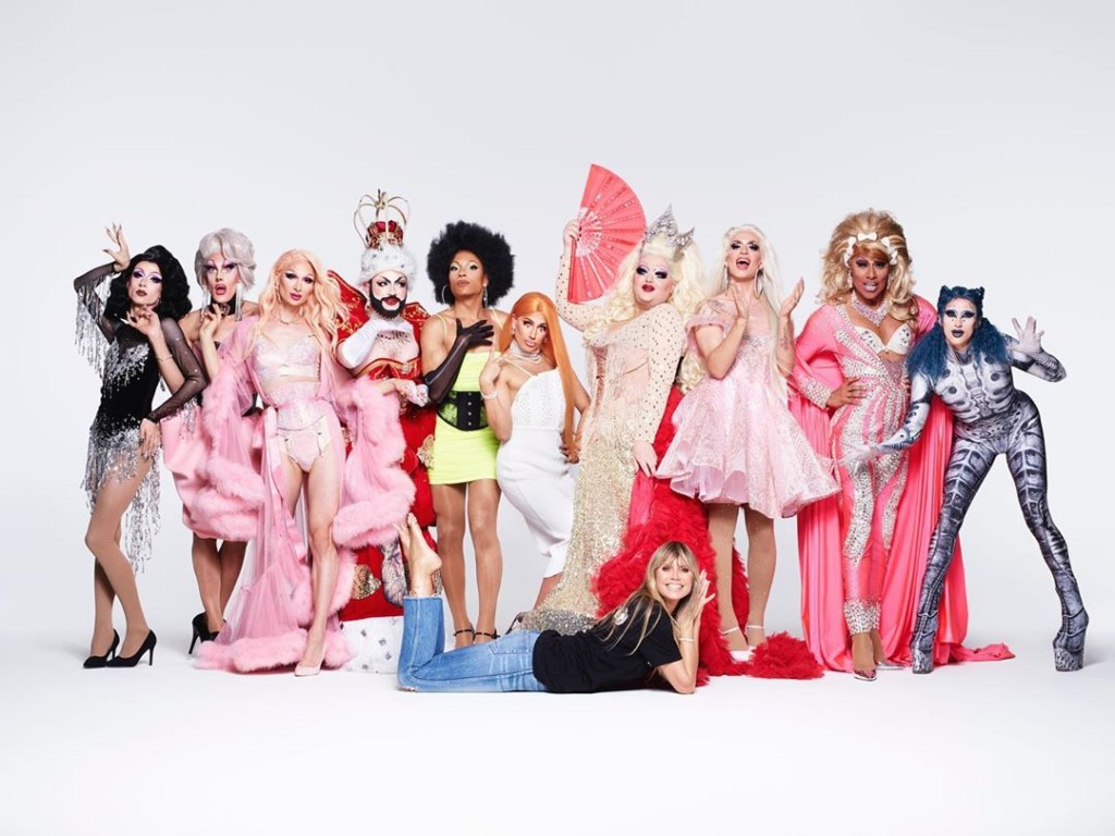 Everything You Need To Know About Heidi Klums Drag Race