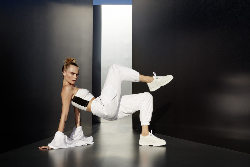 How To Style Puma S New Deva Sneakers According To Cara
